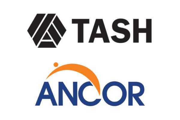 TASH and ANCOR Logos