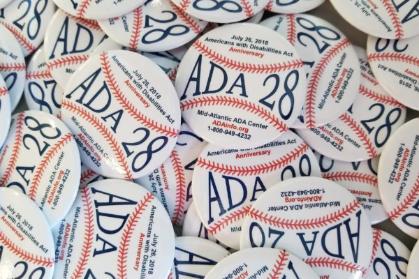 July 26, 2018 - Americans with disabilities act - ADA 28 - Mid Atlantic ADA Center - adainfo.org