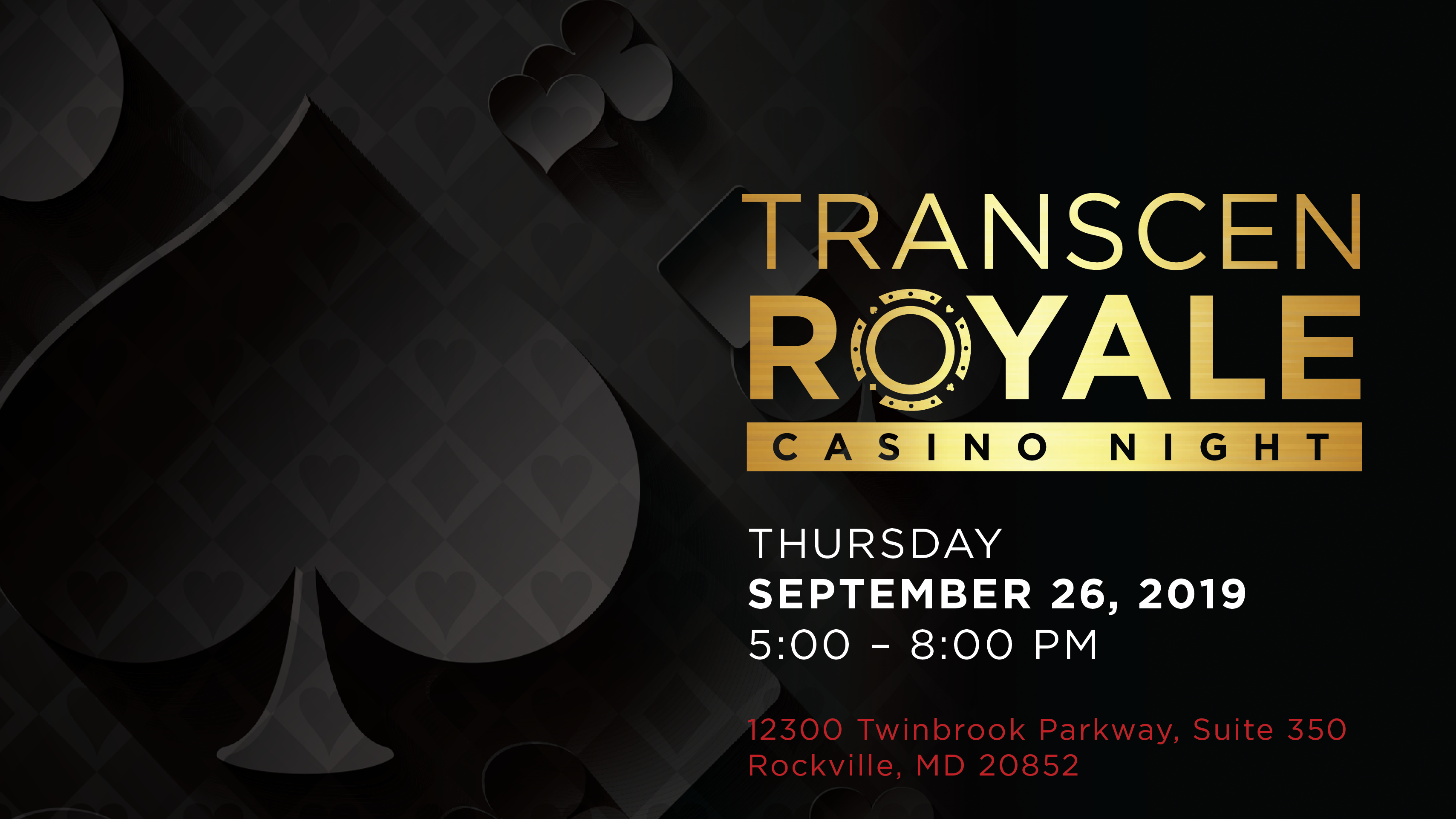 TransCen Royale Casino Night